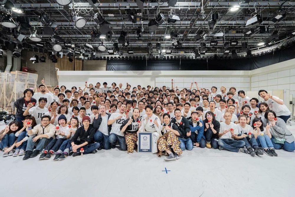 紅白歌合戦2018、三山ひろしさんとけん玉世界記録達成!!おすすめコンテンツおすすめのけん玉