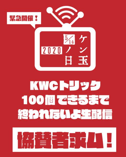 けん玉の日2020イベント緊急開催決定!!